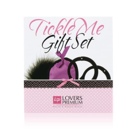 Lover's Premium-Kit cadeau chatouille moi Secret toy