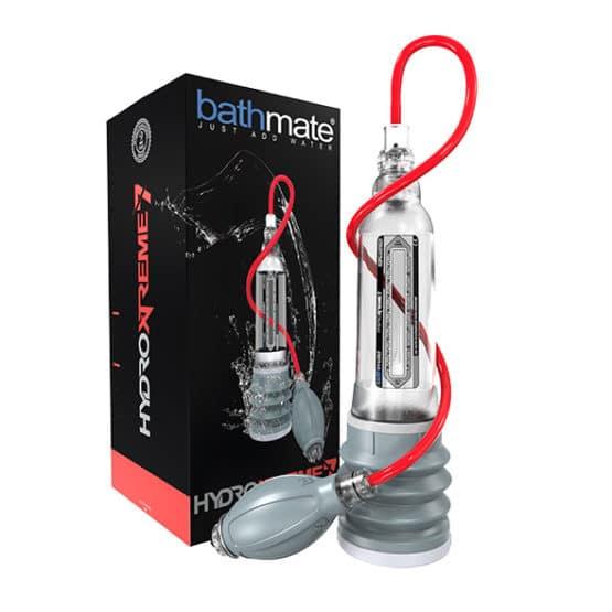 Bathmate-Développeur de pénis a eau HydroXtreme 7-Secret toy