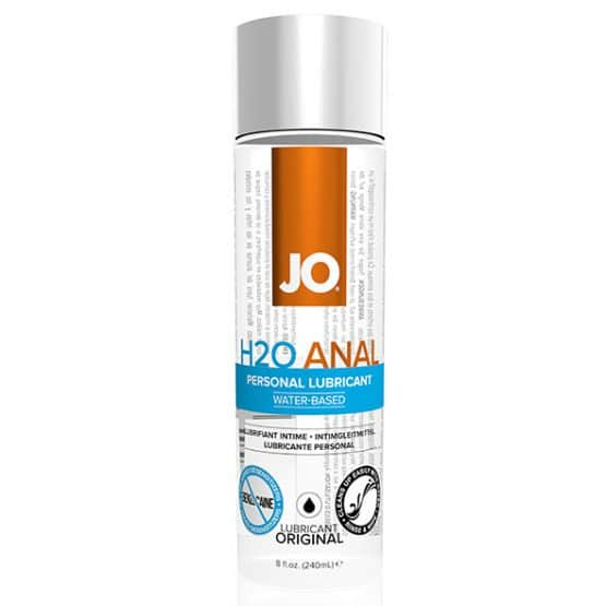 System JO-Lubrifiant anal 250 ml Secret toy