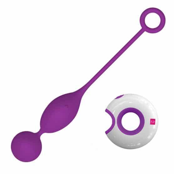 Lover's Premium œuf vibrant télécommandé Julia Secret toy