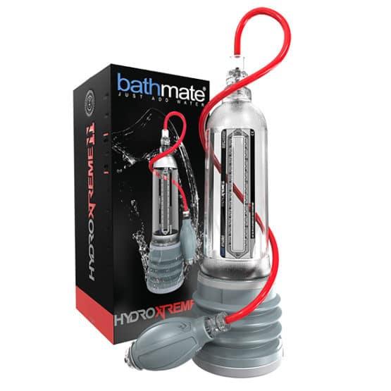 Bathmate-Développeur de pénis a eau HydroXtreme 11-Secret toy