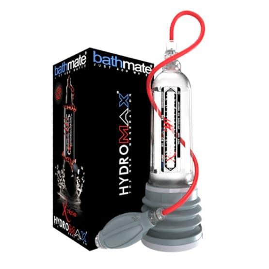 Bathmate-Développeur de pénis Hydromax X50 Xtreme Secret toy