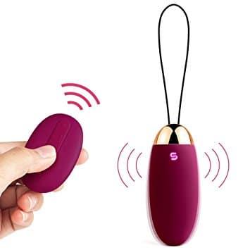 Svakom-oeuf vibrant télécommandé Elva Secret toy