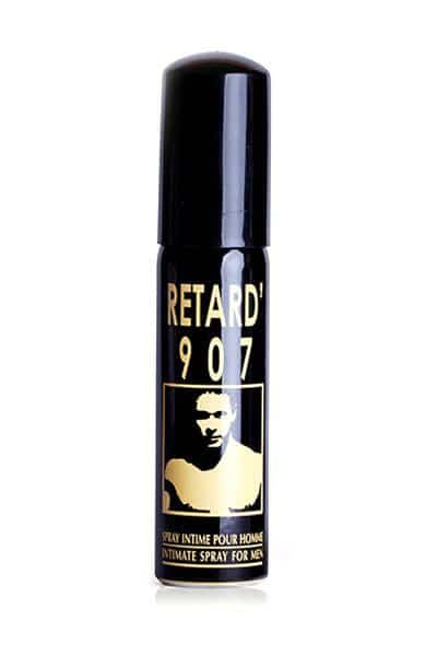 Retard 907-spray retardant éjaculation 25 ml Secret toy