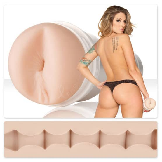 Fleshlight-Masturbateur Teagan Presley anal Secret toy