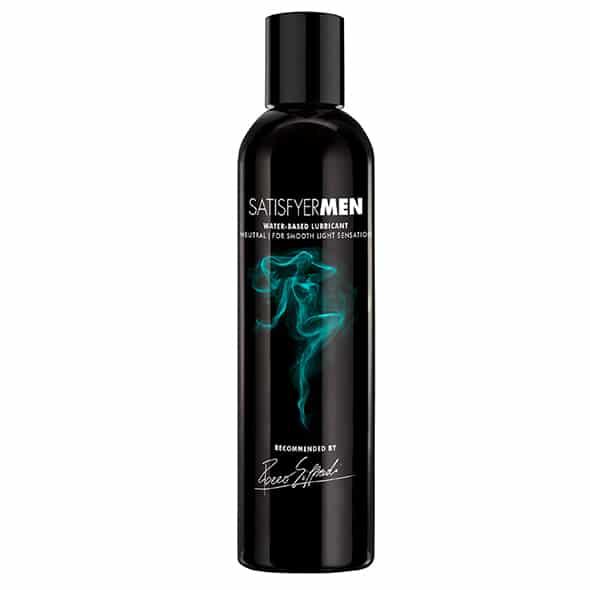 Satisfyer-Lubrifiant a base d eau Men 300 ml Secret toy