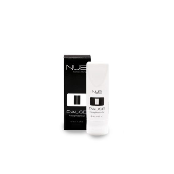 NUEI-Gel retardant éjaculation pause 40 ml 100% vegan Secret toy