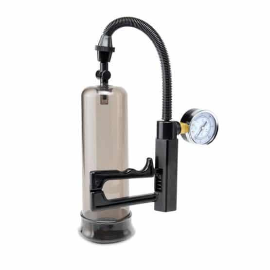 Pump works-Pompe a pénis piston et manomètre Secret toy