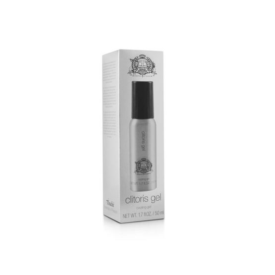 Touch-Gel clitoridien 50 ml Secret toy