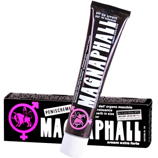 Magnaphall-Crème de développement du pénis Secret toy