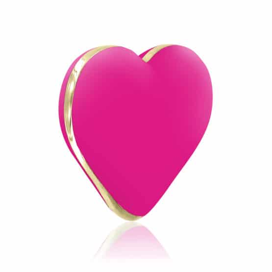 Riannes-Coeur vibrant rechargeable Icons-Secret toy