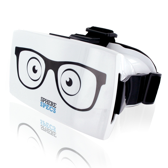 SphereSpecs-casque réalité virtuelle 3D et 360 degrés-Secret toy
