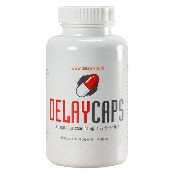 Delaycaps-Solution contre l éjaculation précoce 60 gélules-Secret toy