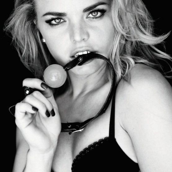 Sex&Mischief-Baillon bouche ball gag-Secret toy