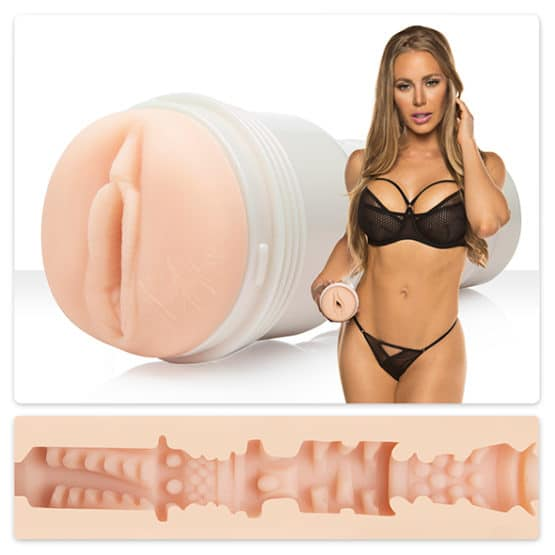 Fleshlight-Masturbateur homme Nicole Aniston-Secret toy