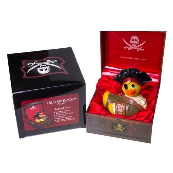 Big tease toys-Mini canard vibrant pirate-Secret toy