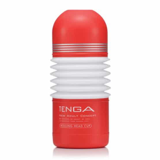 "Tenga-Masturbateur tète pivotante""Rolling Head""-Secret toy"