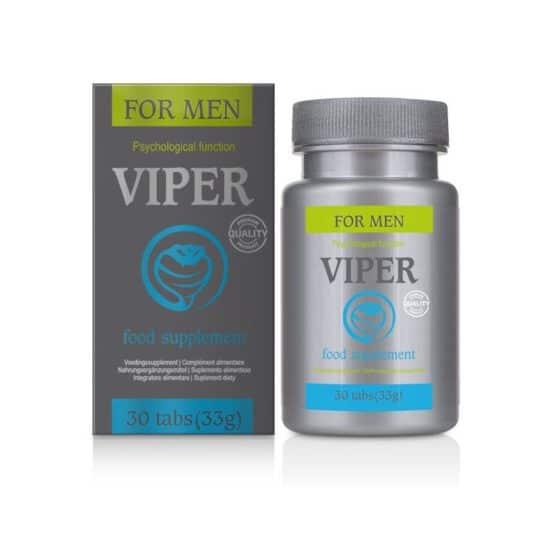 Cobecco pharma-Viper Booster d érection 30 gélules-Secret toy