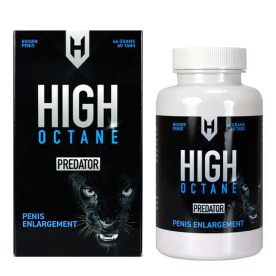 High Octane-Predator 60 gélules développement du pénis-Secret toy